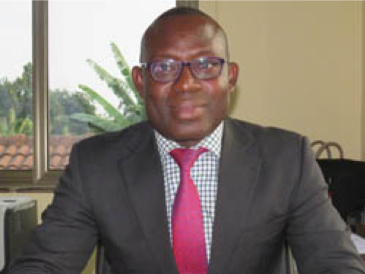 Mr. Nyadia Sulemana Nelson - Grant Officer, Skills Development Fund Ghana